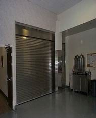 Stainless Steel Roller Shutters