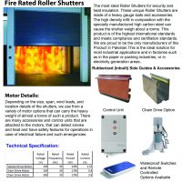 Fire Rated Roller Shutters-1