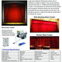 Auditorium Curtain