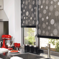 printed roller blinds