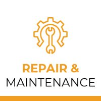 REPAIR AND MAINTENANCE