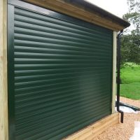 Powder Coated or Design Shutters